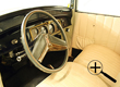 interior of 1930 buick